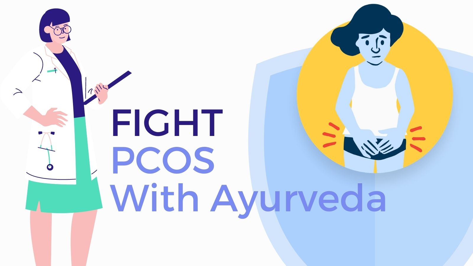 You are currently viewing Polycystic Ovarian Syndrome(PCOS) Best Ayurvedic Treatments in Hyderabad & Vizag